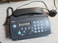 Fax Machine - late 1990s