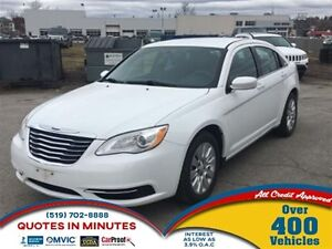 2013 Chrysler 200 LX | KEYLESS | ALLOYS | MUST SEE