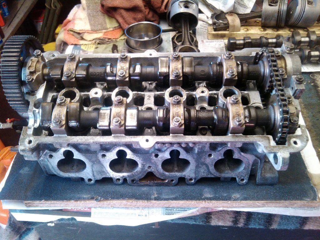 For Sale Vw Golf Jetta Mk2 Corrado Scirocco 1 8 16v Kr Engine Cylinder Head 027103373e