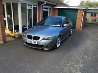 BMW 535d m sport back for sale due to time wasters