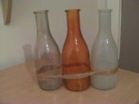 Retro Bottle Set