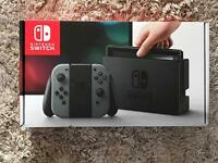 Brand new Nintendo switch SPECIAL PRICE WEDNESDAY NEED SOLD