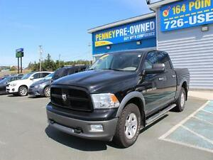 2012 Dodge Ram 1500 OUTDOORSMAN