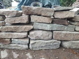Good quality walling stone for sale can deliver