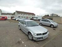 BMW 318 Ci 2003 Long MOT 101,000 Miles