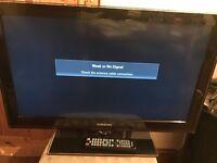 "Samsung 32"" LCD Full HD 1080p TV"