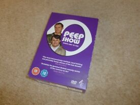 Peep Show DVD collection, series 1-5