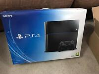 Ps4 500 GB uk like new