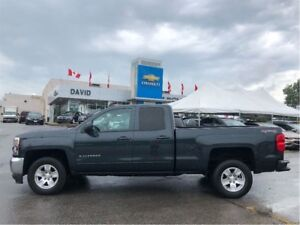 2017 Chevrolet Silverado 1500 LT 4WD DBL CAB/ REMOTE START/ HEAT