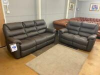 La zy boy brand new sofas