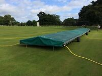 Mobile Cricket Covers - Used