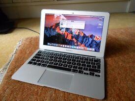"""Apple MacBook Air 11.6"""" Laptop mid 2011"""