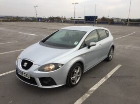 Seat Leon 2.0 FR TDI 5d 168 BHP/ clutch and dual mass flywheel changed/fast and economical