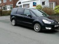 Ford galaxy zetec 09reg face lift
