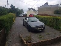 ***FOR SALE ***Audi a4 convertible 2.4V6 petrol