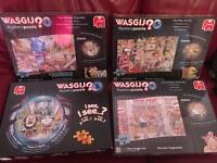 Wasgij 8 Mystery puzzles (including 2 special editions)