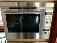 NEFF Combie Microwave/Oven and separate oven