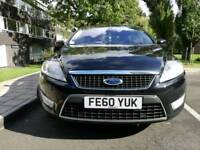 Ford Mondeo 2010 (60), 1.8 Tdci, SatNav, MOT for a year