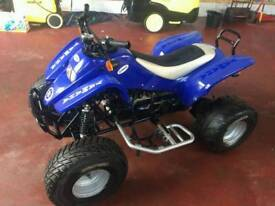 Kids quad 2 stroke good size real nice clean ready for X mass