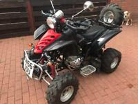 Urban 250cc ATV Quad bike on/off Road, Model 2006 12 months MOT £1500ono