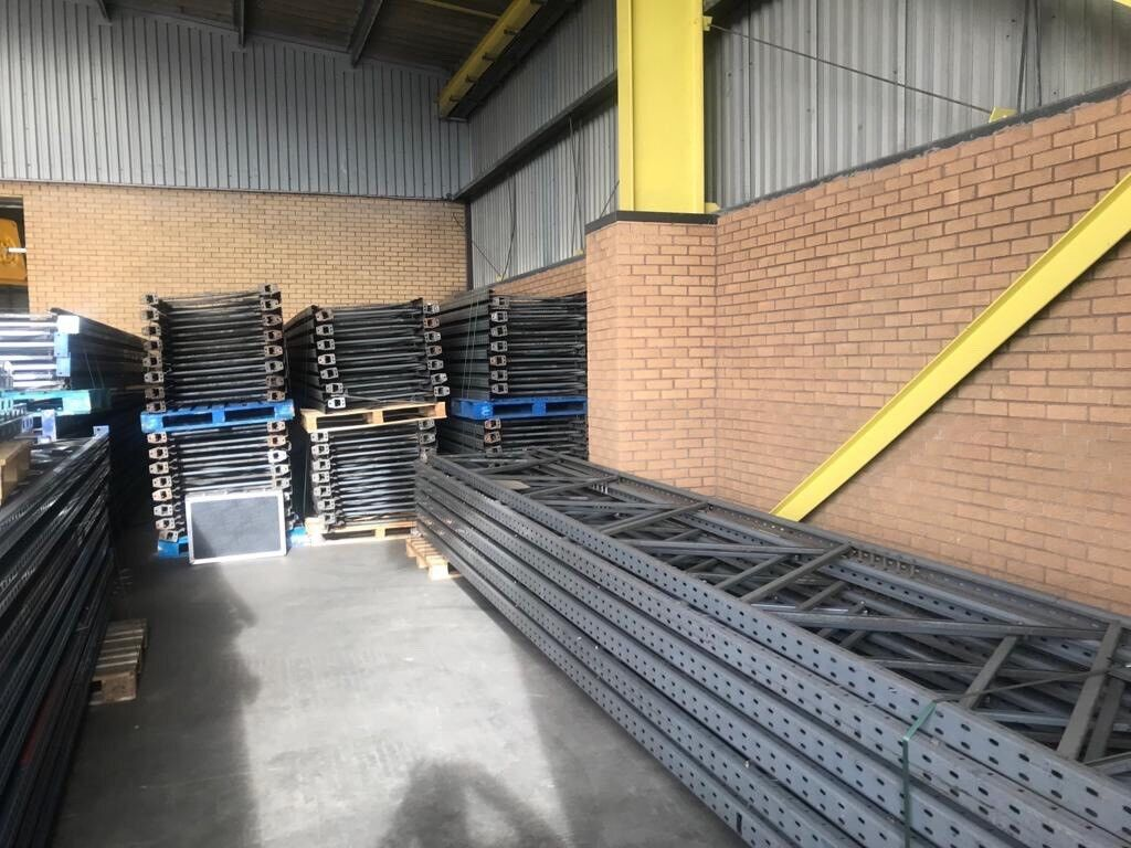 Used pallet racking for sale | in Barrhead, Glasgow | Gumtree