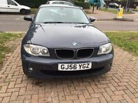 Newly Fully Serviced BMW 116i SE, 1.6, 6 Months Warranty, Manual Petrol,Parking Sensors,Lighting Pkg