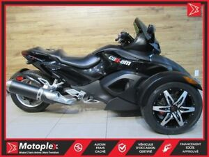 2009 Can-Am Spyder RS PHANTOM !!!  59$/SEMAINE