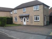 Detached 3 bedroom house (Quick sale required)