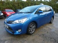 2014 Toyota Verso 1.6 D-4D Icon 7 Seater *** light side damage ***