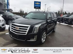 2015 Cadillac Escalade LUXURY * ONE OWNER