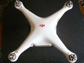 DJI Phantom 2 Vision + Complete Body With Good Battery & FC40 Camera