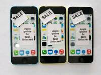 32gb Brand New Apple Iphone 5c Unlocked Open To All Networks Mostly All Colours