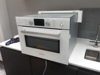 Bosch -Brand New -Combi Oven +Compact Microwave