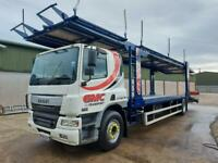 Daf cf65 250 5 vehicle/car transporter