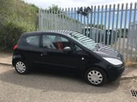 Black Mitsubishi Colt CZ1 - 2006 - Good Runner