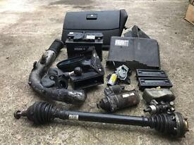 Various mk4 golf bora leon a3 and a battery forsale
