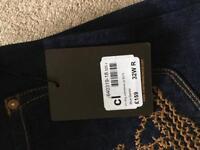 Vivenne westwood jeans mens