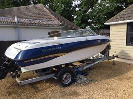 Speedboat - Crownline 180
