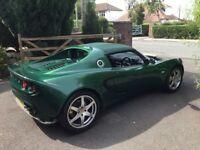 Lotus Elise S2 Green Excellent Condition