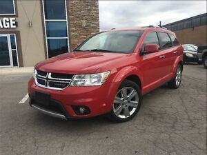 2013 Dodge Journey R/T AWD LEATHER NAVIGATION MOON ROOF DVD/TV 4