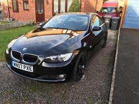 BMW 320D SE 2.0 TDi sapphire Black