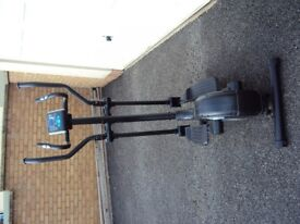 roger black cross trainer under 1 yr old