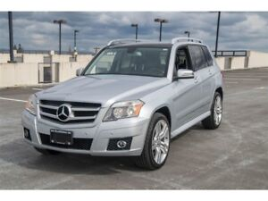2010 Mercedes-Benz GLK350 AWD Fully Loaded Only 103,000KM