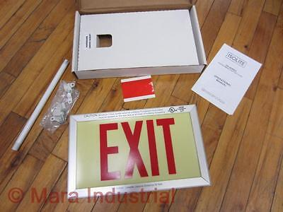 Isolite Ph-s-r-ba-pa Exit Sign Phsrbapa