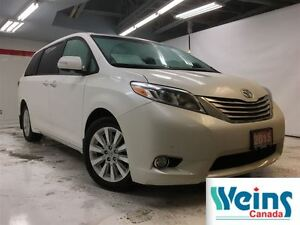 2015 Toyota Sienna LIMITED , 1 OWNER , FULLY LOADED