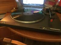 Technics SL B210 turntable and integrated SA Z50L, used for sale  Fishponds, Bristol