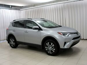 2017 Toyota RAV4 A NEW ADVENTURE IS CALLING!!! LE AWD SUV w/ HEA