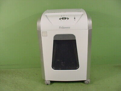 Fellowes Powershred 12-sheet Cross Cut Paper Shredderwhite Working Condition