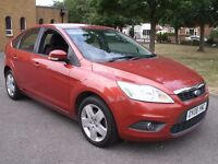2008 FORD FOCUS 1.6 STYLE ( GEARBOX FAULT )