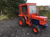Kubota 225 tractor